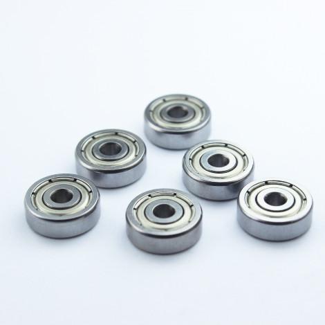 Загальні елементи дизайну з нержавіючої сталі матеріалу підшипника