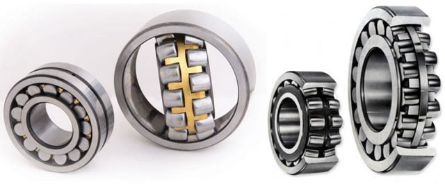 Сферичні роликові підшипники для монтажу та демонтажу